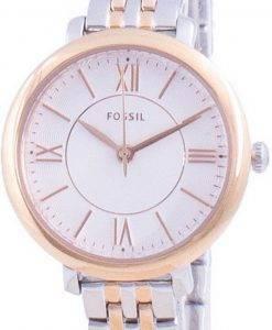 Fossil Jacqueline Mini은 다이얼 쿼츠 ES4612 여성용 시계