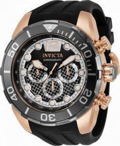 Invicta Pro 다이버 크로노 그래프 쿼츠 33837100M 남성용 시계