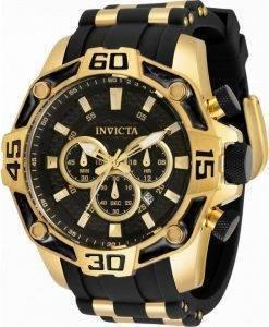 Invicta Speedway Tachymeter 쿼츠 33964100M 남성용 시계