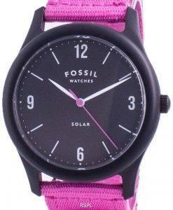 Fossil 큐레이터 한정판 Solar LE1113 남성용 시계