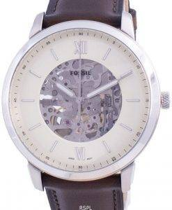 Fossil Neutra Skeleton Dial 오토매틱 ME3184 남성용 시계