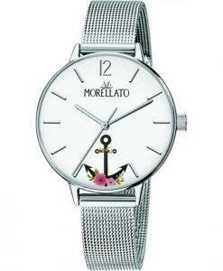 Morellato Ninfa 화이트 다이얼 쿼츠 R0153141544 여성용 시계