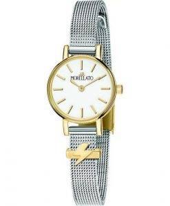 Morellato Bolle 화이트 다이얼 쿼츠 R0153156501 여성용 시계