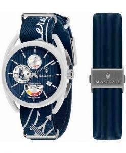 Morellato Stile 다이아몬드 악센트 쿼츠 R0153157501 여성용 시계