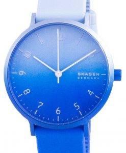 Skagen Aaren Ombre 블루 다이얼 쿼츠 SKW2900 여성용 시계