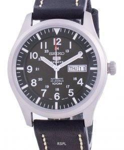 오리엔트 블루 다이얼 스테인리스 스틸 오토매틱 RA-AA0913L19B 200M 남성용 시계