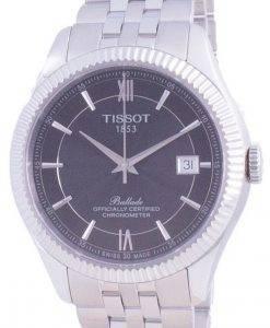 Tissot 헤리티지 1973 크로노 그래프 오토매틱 T124.427.16.031.01 T1244271603101 100M 남성용 시계