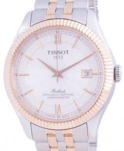 Tissot 헤리티지 1973 크로노 그래프 오토매틱 T124.427.16.041.00 T1244271604100 100M 남성용 시계
