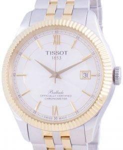 Tissot 헤리티지 1973 크로노 그래프 오토매틱 T124.427.16.051.00 T1244271605100 100M 남성용 시계