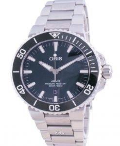 Oris Aquis Date Automatic Diver 01-733-7730-4157-07-8-24-05PEB 300M Herrenuhr