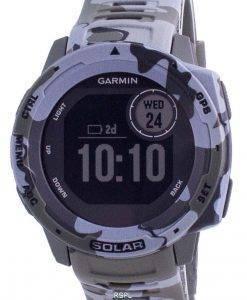 Garmin Instinct Solar Tactical Edition Flechten Camo Silikonband 010-02293-06 Multisportuhr