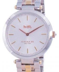Coach Park Quarz Diamant Akzente 14503508 Damenuhr
