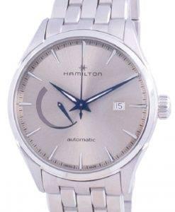 해밀턴 Jazzmaster Beige 다이얼 오토매틱 H32635122 남성용 시계