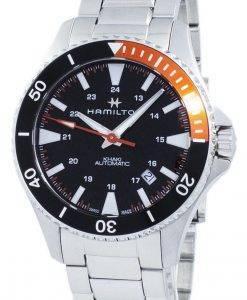 해밀턴 Khaki Navy Scuba 오토매틱 H82305131 남성용 시계