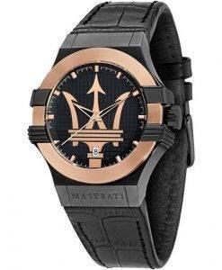Maserati Triconic 크로노 그래프 쿼츠 R8873639003100M 남성용 시계