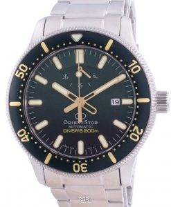 Orient Star Automatic Diver RE-AU0307E00B Japan Made 200M Herrenuhr