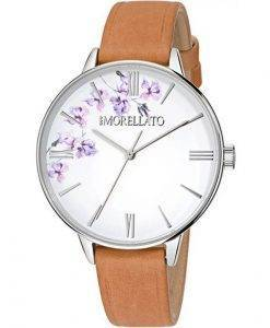 Morellato Ninfa 화이트 다이얼 쿼츠 R0151141507 여성용 시계