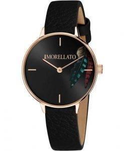 Morellato Ninfa 검은 색 다이얼 쿼츠 R0151141522 여성용 시계