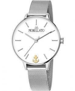 Morellato Ninfa 화이트 다이얼 쿼츠 R0153141542 여성용 시계
