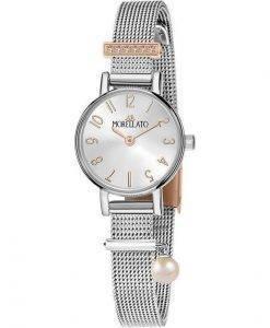 Morellato Sensazioni 다이아몬드 악센트 쿼츠 R0153142525 여성용 시계